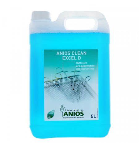 AniosClean excel D : détergent Anios