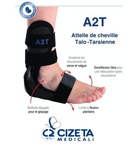Attelle de cheville A2T®