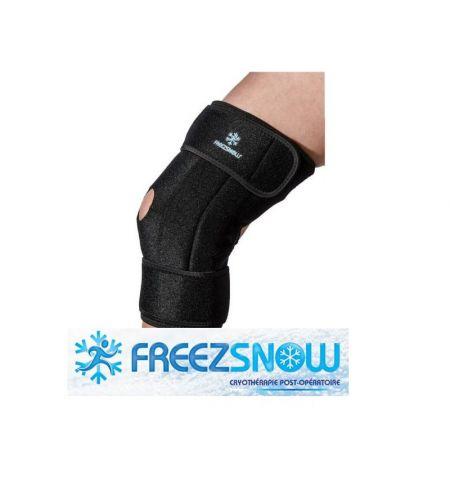 Genouillère de cryothérapie Kneefreez PO Freezsnow