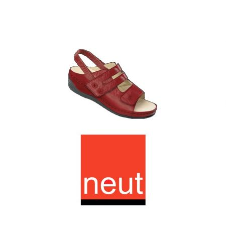 Chaussures Neut LOLA Rouge