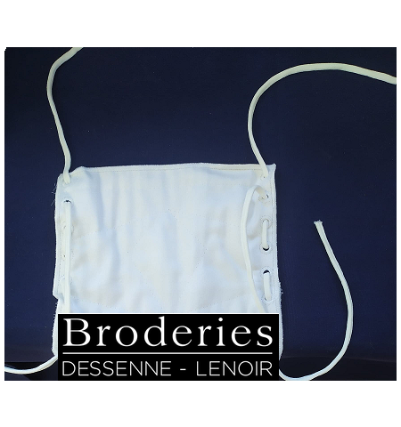 Masque de protection Dessenne lot de 2