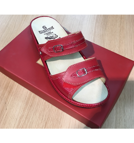 Chaussures Sabatini S918 Rouge