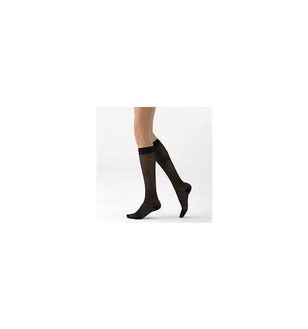 Femme - Chaussettes de contention - DYNAVEN - Transparent - Classe 2
